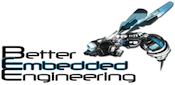 Better Embedded Engineering logo