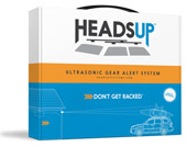 HeadsUp System, Wireless Gear Alert System